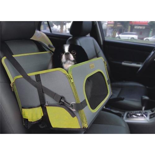 Transport du chien - Siège de voiture Simfly pour chiens