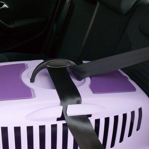 caisse de transport capri 2 caisse de transport trixie. Black Bedroom Furniture Sets. Home Design Ideas