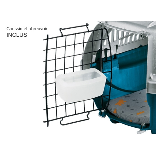caisse de transport atlas deluxe caisses paniers de. Black Bedroom Furniture Sets. Home Design Ideas