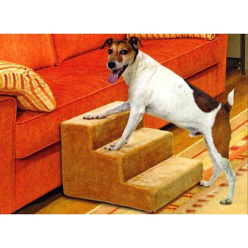 escalier d 39 int rieur pour chien accessoires karlie wanimo. Black Bedroom Furniture Sets. Home Design Ideas