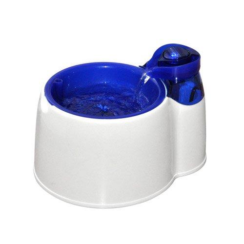 fontaine eau pet aqua fresh 2 1l fontaine eau pour chat et chien europet wanimo. Black Bedroom Furniture Sets. Home Design Ideas