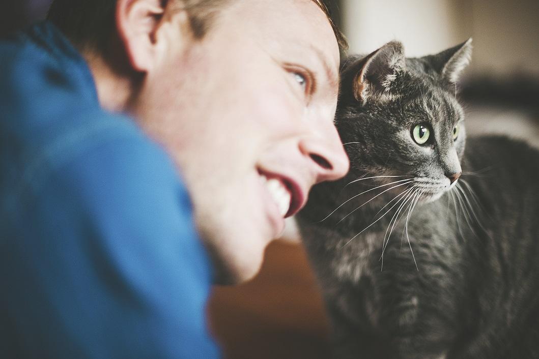 cherche homme qui aime les animaux