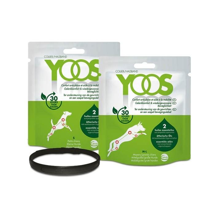 Lire la suite: Collier Yoos : une innovation Ceva pour le confort articulaire du chien