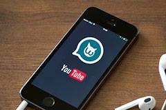 Smartphone Youtube Wanimo